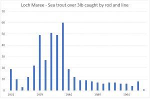 Ewe large trout